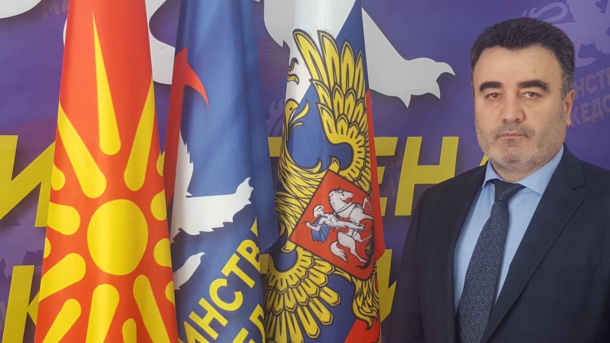 Пучистичката влада повторно бара апсење на Бачев оти рекол Шиптари, а не им смета кога не викаат Северномакедонци, Славофони, Бајрамовци, Фиромани...