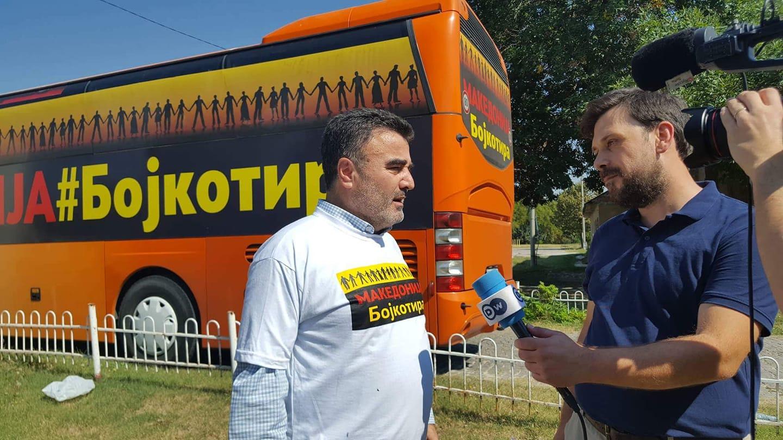 Единствена Македонија до марионетата Заев: Може да се заканувате и со 100 години затвор, кампања против фалсификуваниот попис ќе има