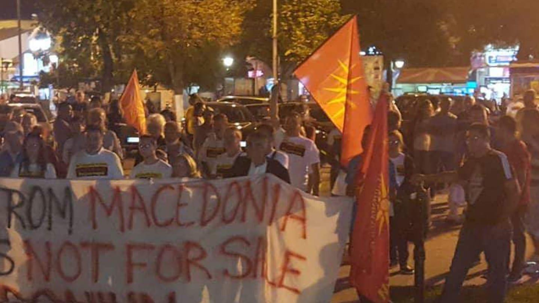 """""""Македонија – Бојкотира"""" од Крушево, Кривогаштани и Прилеп: Борбата референдумот да не успее е света должност за секој македонец"""