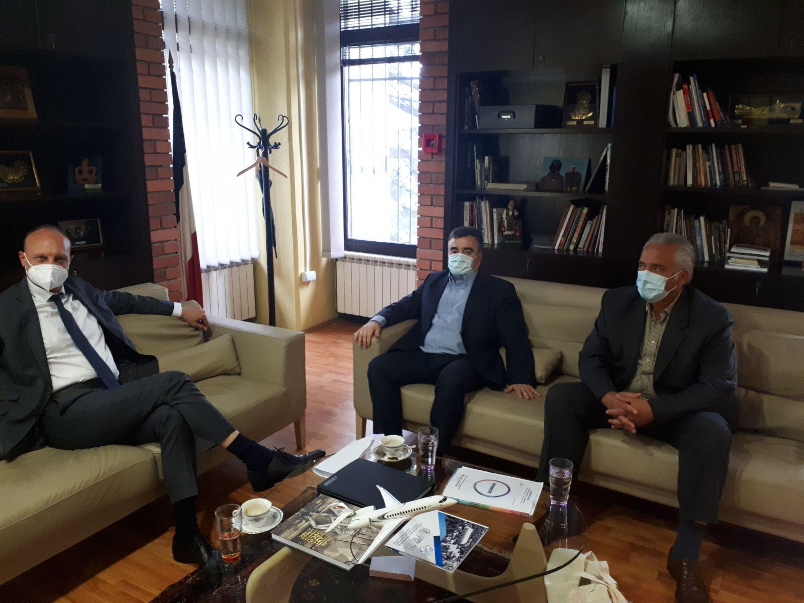 Средба на Бачев со францускиот амбасадор Бомгартнер: Земја со безаконие, марионетска власт и политички затвореници нема што да бара во ЕУ
