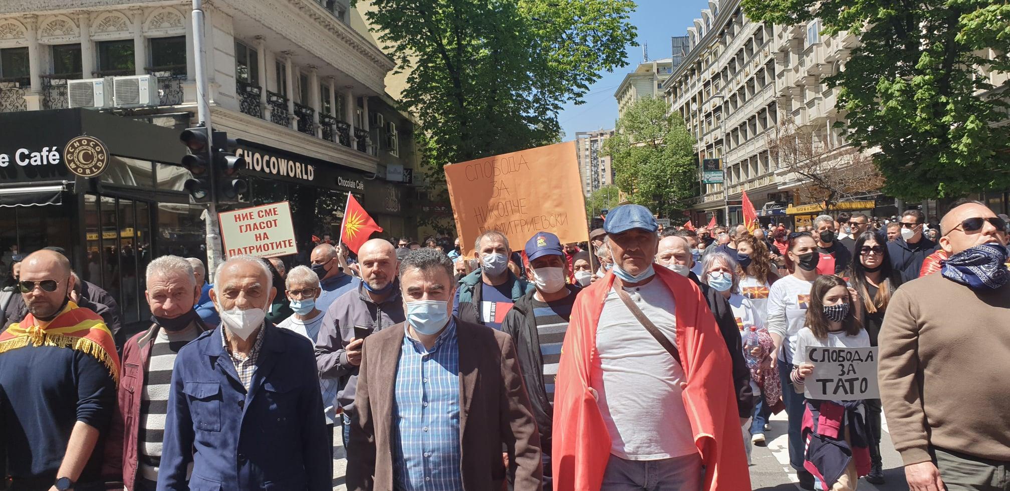 Единствена Македонија: Потсвеста е чудна работа, СДСМ призна дека за осудените за 27 април нема тероризам