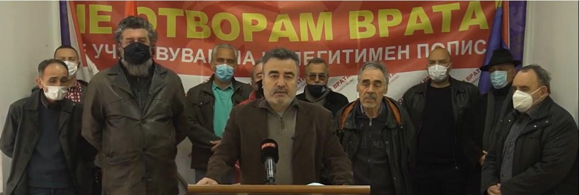 Бачев: Радувај се Македонијо - опозицијата се сплотува, заедно на иста страна со ВМРО-ДПМНЕ за пописот