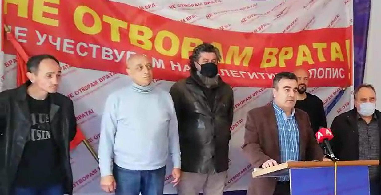 "Национален Блок ""Не отворам врата"": Да излеземе масовно на 25 април, да и покажеме на власта што мисли народот за осудата на уставобранителите"